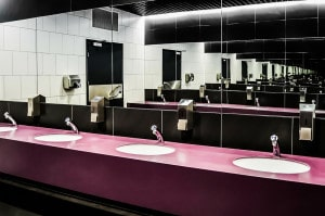 commercial bathroom cleaning tulsa