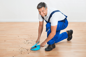 construction cleaning Tulsa OK